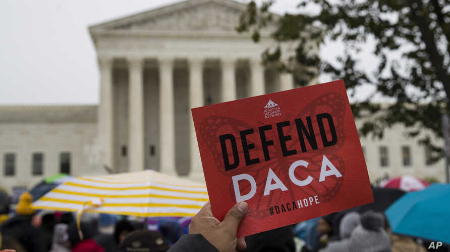Latest Supreme Court Ruling on DACA